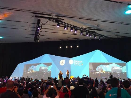 El evento reúne a la comunidad de tecnología y emprendimiento más grande de México. Una vez al año, esta feria de de innovación, creatividad, ciencia y entretenimiento digital, llega a nuestro país.