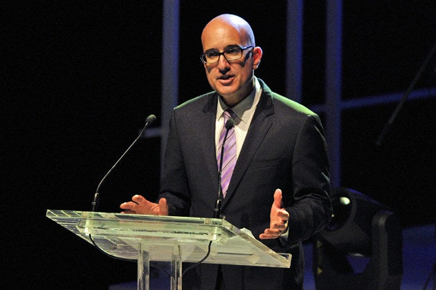 Sky News CEO Angelos Frangopoulos.