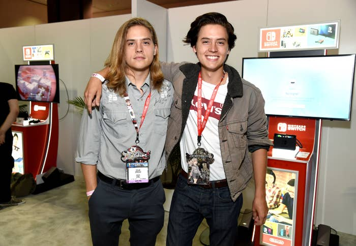 dylan and cole sprouse movies