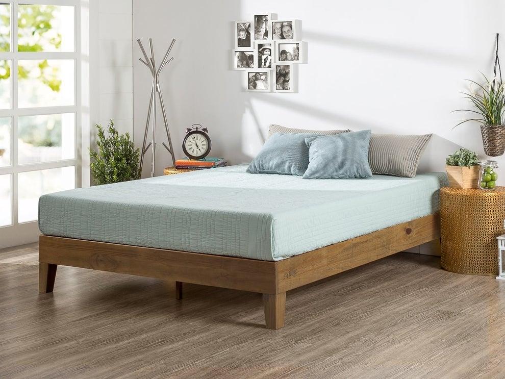 Best Bed Frames You Can Get On, Metal Bed Frame Queen Target