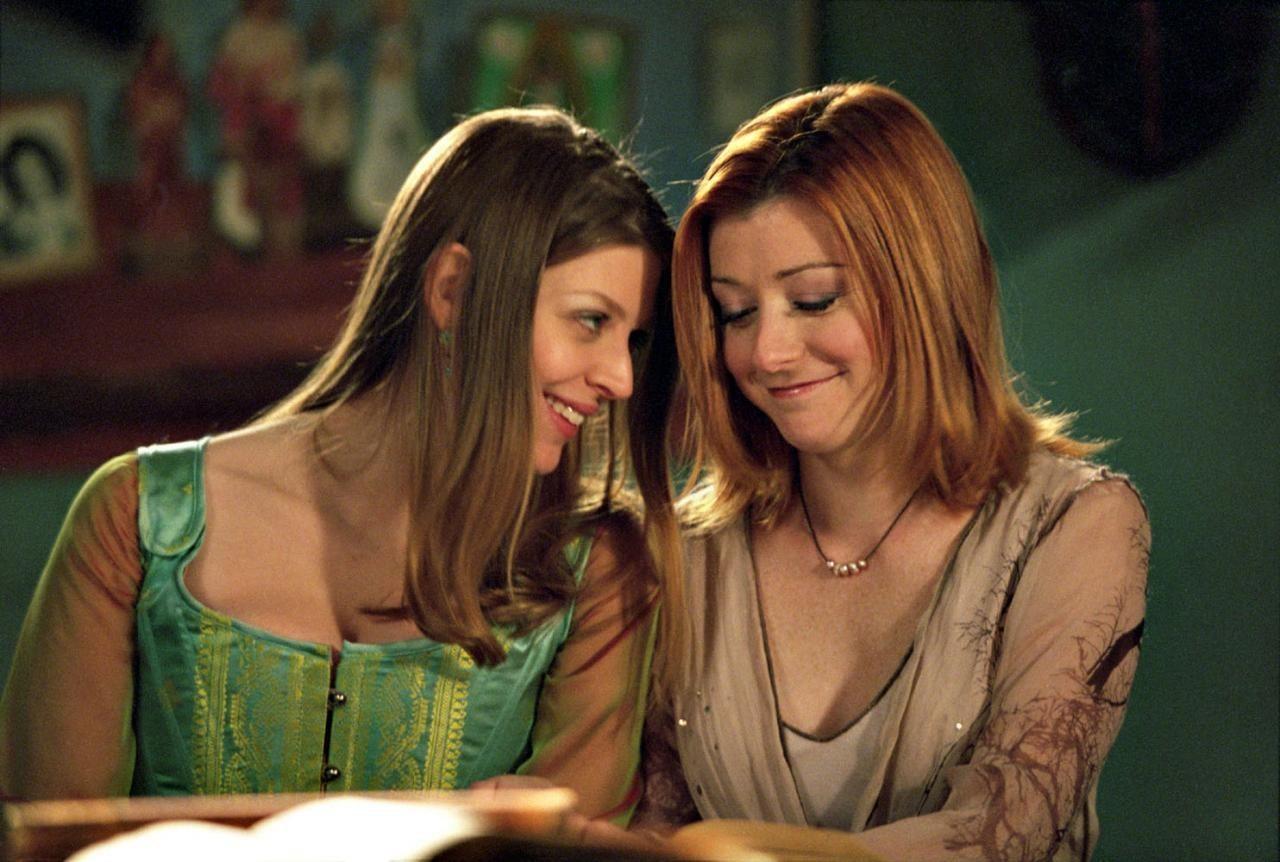 Lesbian Television Show