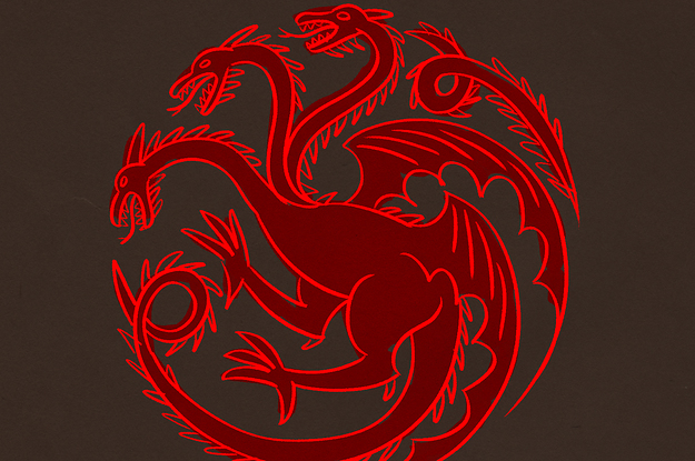 How To Draw Five Game Of Thrones House Sigils