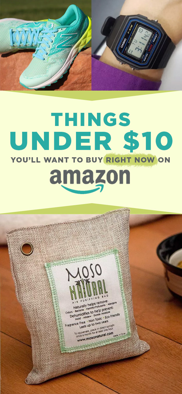 20 things under 10 you 39 ll want to buy on amazon right now. Black Bedroom Furniture Sets. Home Design Ideas