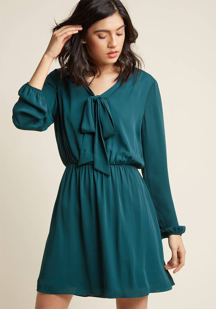 00567721fb8 26 Gorgeous Summer Dresses That Are Also Perfect For Fall