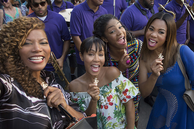 "Which ""Girls Trip"" Character Are You Most Like?"