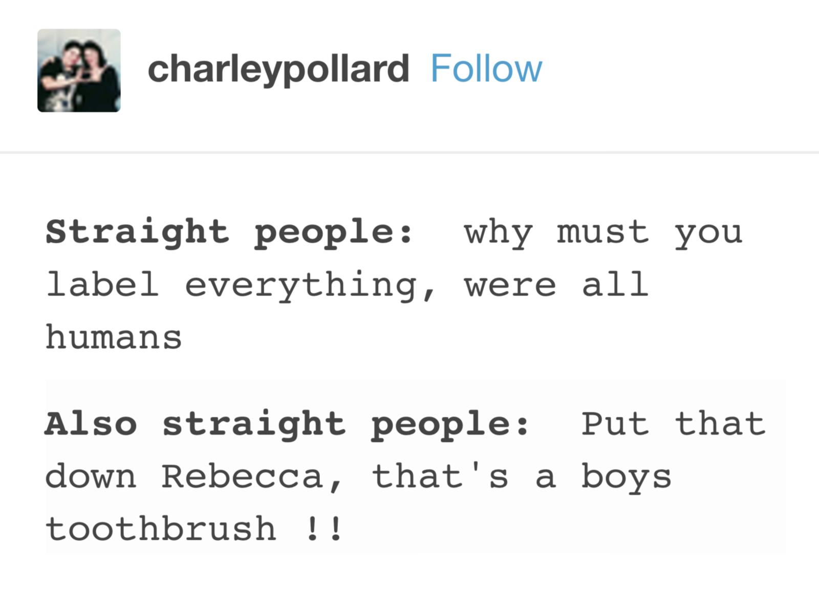 Hetero gay tumblr