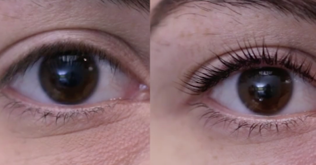 This Beauty Treatment Will Make Your Real Lashes Look As Good As Fakes
