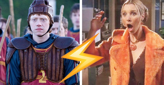Pick Your Favorite TV Characters And We'll Tell You Which Hogwarts House You Belong In