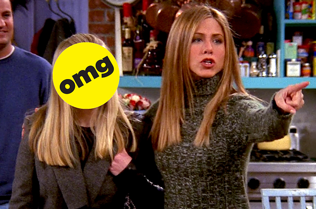 "Do You Know Who Guest Starred In ""Friends""?"
