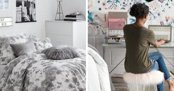 19 Beautiful Dorm Room Looks You Can Actually Recreate