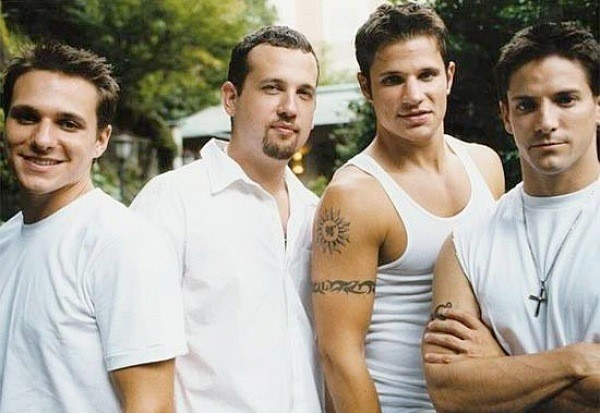 Hey, remember the late '90s, early '00s, aka peak boy band time?