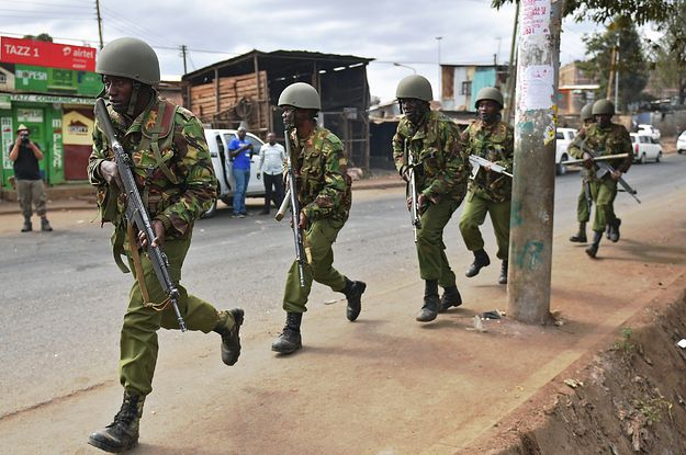 Here's What's Happened Since Kenya's President Was Officially Announced