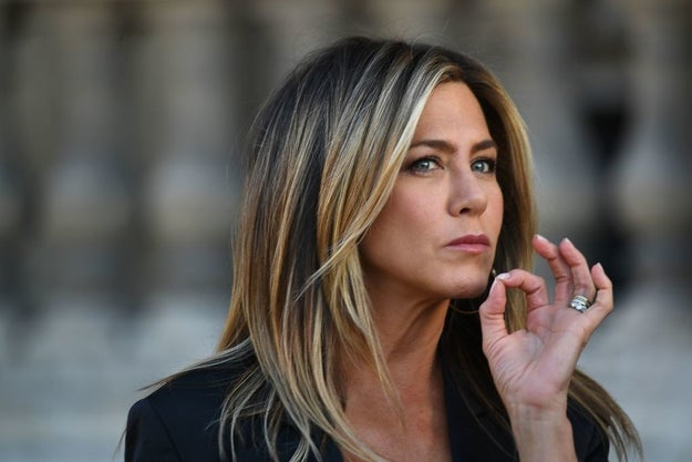 Jennifer Aniston is a subject of endless tabloid speculation —  particularly around her body, and whether or not she's pregnant. In a recent interview with Vogue, she offered a pretty spectacular takedown of our body-obsessed culture, and the sexism behind it.
