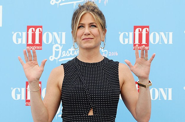 Jennifer Aniston Just Shut Down Body-Shamers And Baby-Shamers In An Epic Interview