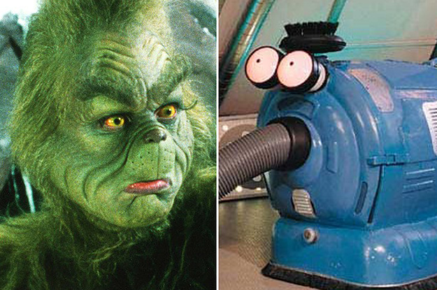 24 Creepy, Bizarre, And Terrifying Characters Who Ruined Your Childhood