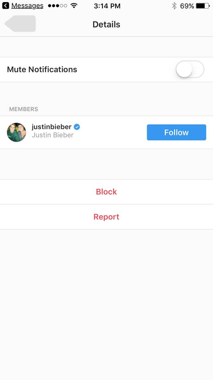 小賈斯汀在IG上搜到正妹馬上私訊「那女生是誰?」,正妹「回傳照片打臉」全國為他感到悲哀!