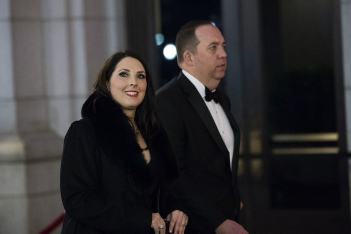 Republican National Committee Chairwoman Ronna Romney McDaniel