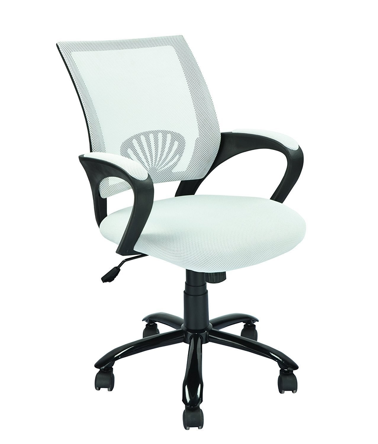 A mesh-back desk chair guaranteed to have your office looking put together,  not meshy.