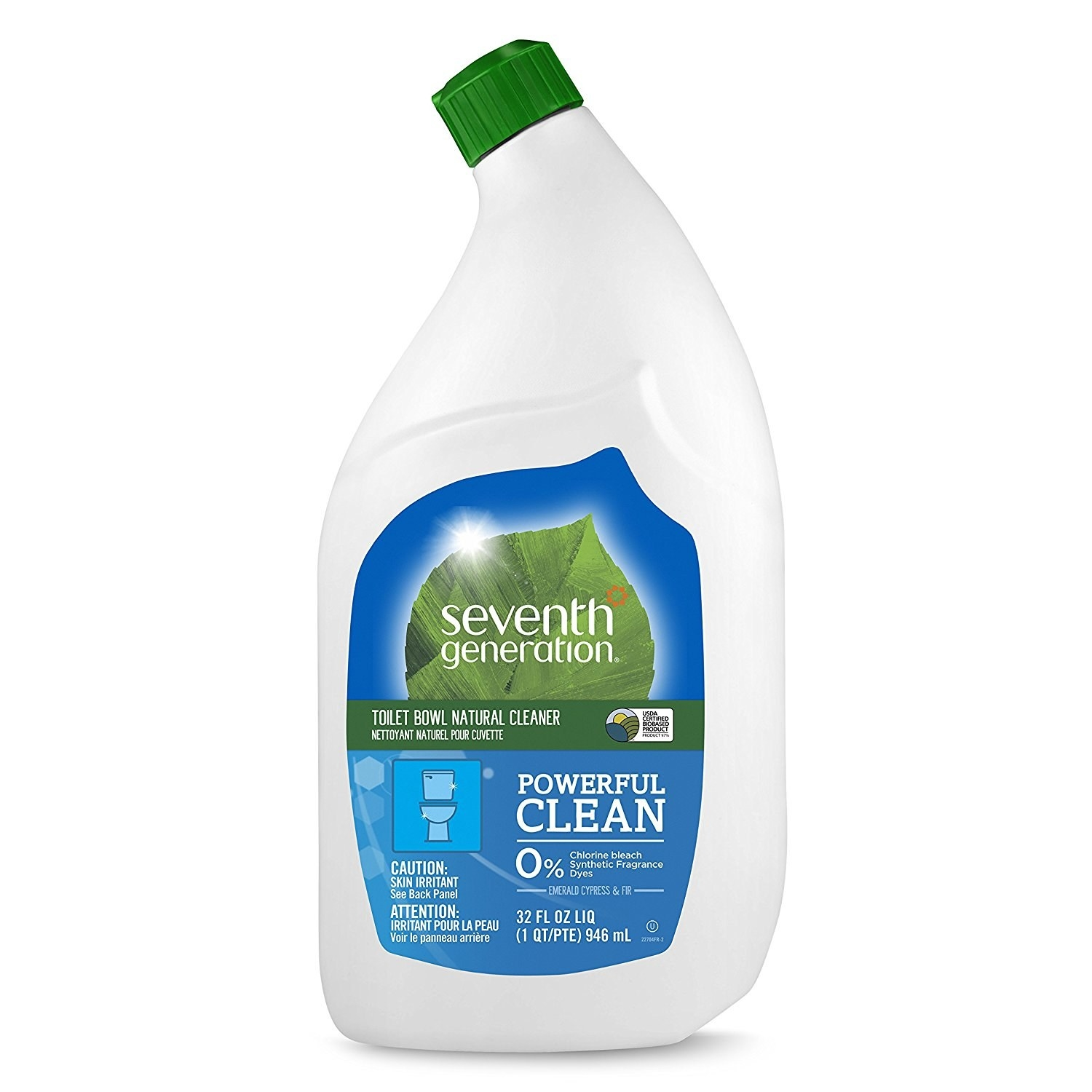 A toilet bowl cleaner so your throne is as pristine as it should be 28 Amazing Cruelty Free Cleaning Products That People Actually  . Bathroom Cleaner Without Bleach. Home Design Ideas
