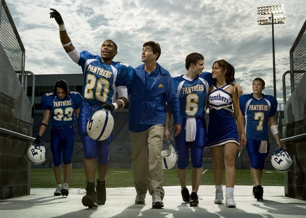 It's been six years since Friday Night Lights went off the air, but the entire cast is still unfairly attractive.
