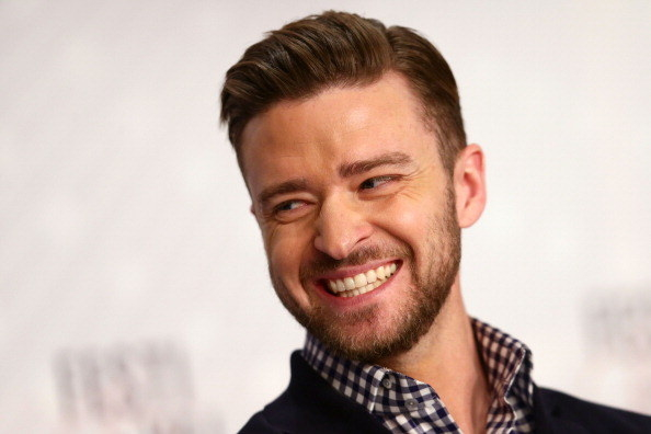 Let's just go member by member. We'll start with the leaders of the group. For *NSYNC, this would be Justin Timberlake.