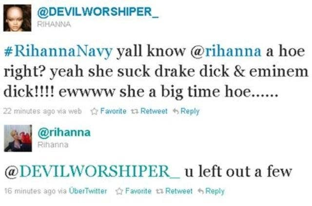 comebacks for being called a hoe