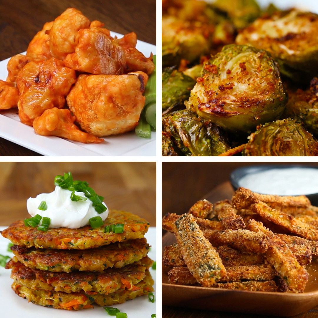 These 8 Easy Low-Carb Appetizers Are A Great Healthier Option To Share With Friends