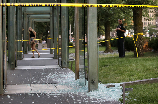 A Teen Has Been Arrested On Suspicion Of Vandalizing A Holocaust Memorial