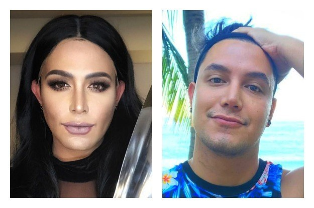This Dad Flawlessly Transforms Himself Into The Most Famous Women In The World