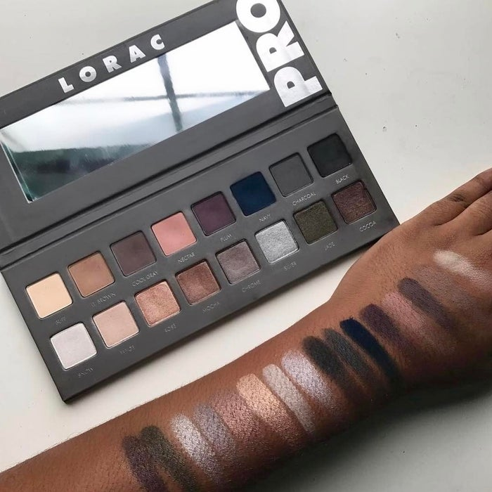 """Promising Review: """"This product is amazing! I was a bit hesitant to buy it initially. However, this palette is one of the best investments I have made. It's been more than two years, and in spite of all other high-end palettes, this is the only one I reach for even today. The pigmentation is incredible. This palette is popular for a reason. The shades are so versatile. The shadows are soft, and blend very easily. This is a classic, tried and true palette."""" —RichaGet it on Amazon for $44. Cruelty-free."""