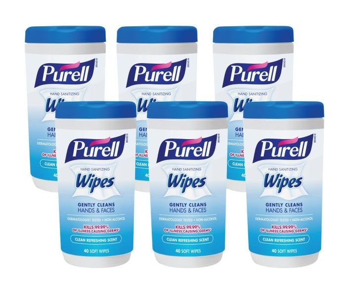 Get the Purell wipes here.