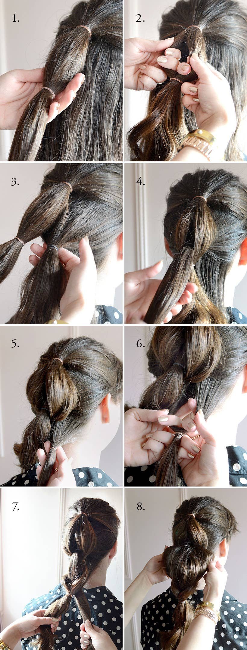 11 Surprisingly Simple Hair Tutorials With Stunning Results