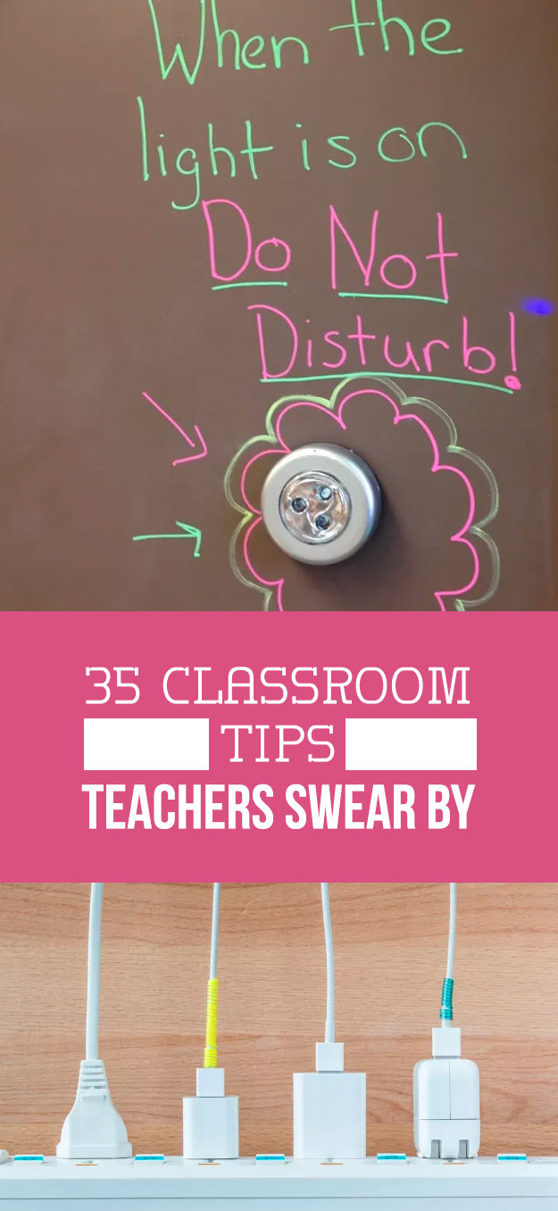 35 classroom tips and tricks that real teachers actually swear by rh buzzfeed com