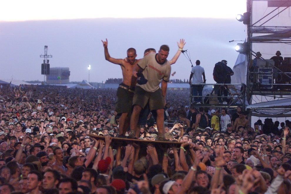 Woodstock 99 Revisited   Woodstock 99, Woodstock