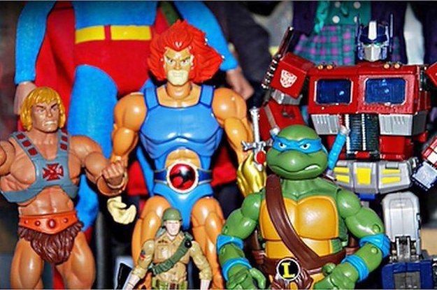 Which '90s Toy Captures Your Spirit The Best?