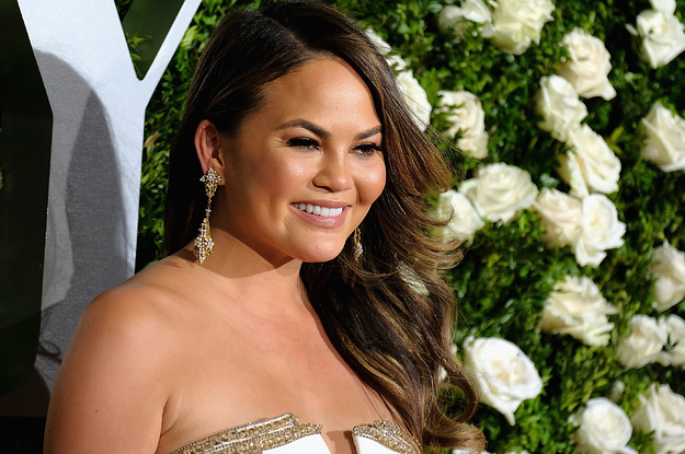 Chrissy Teigen Reveals That She Has Cried About Her Body To John Legend