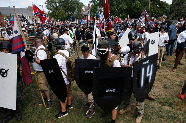 Democrats Call For Hearings On White Nationalism And Domestic Terrorism Following Charlottesville Violence