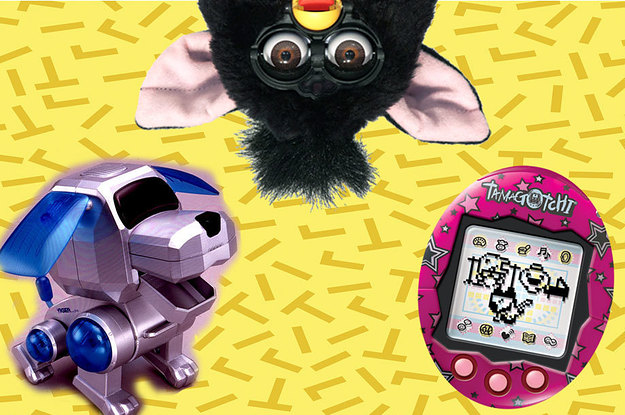 Which '90s Toy Are You?