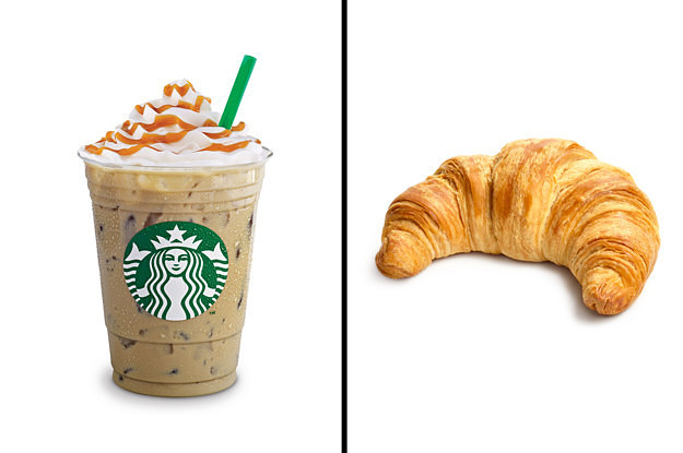 Eat + Drink Your Way Through Starbucks And We'll Tell You What % Basic You Are