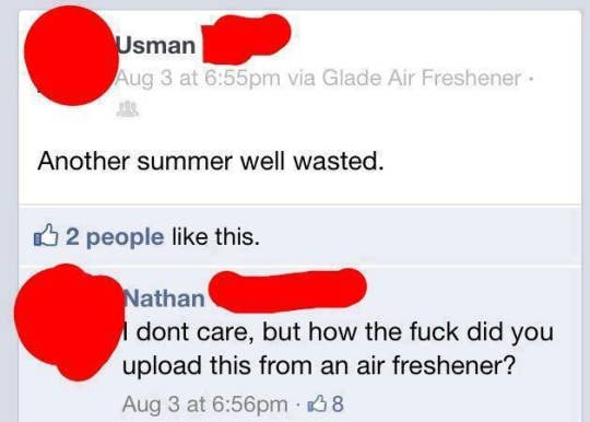 Facebook Posts So Funny Youll Cry Laughing - 17 times old people made facebook the best thing ever