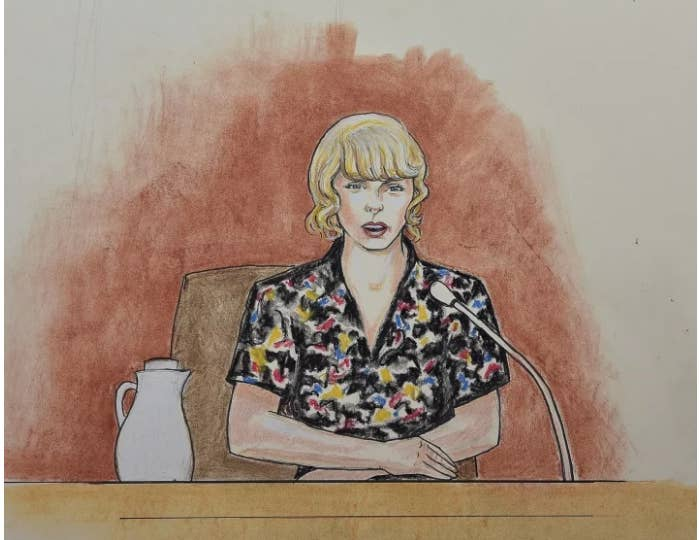 The case was ignited back in 2015, when DJ David Mueller sued Swift for loss of income after he was fired from his job when she claimed he'd groped her during a meet and greet two years earlier. She countersued him for $1, alleging assault and battery.