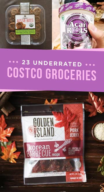 23 Underrated Costco Groceries That You're Seriously Missing Out On