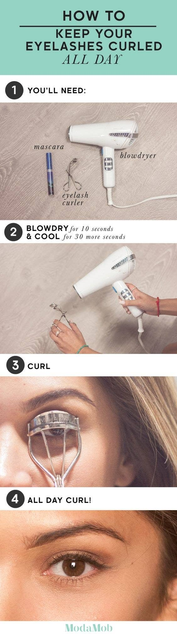 21 Tips And Tricks For Helping Your Makeup Last All Day Long