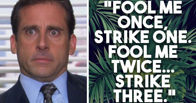16 Michael Scott Quotes Perfect For Your Instagram