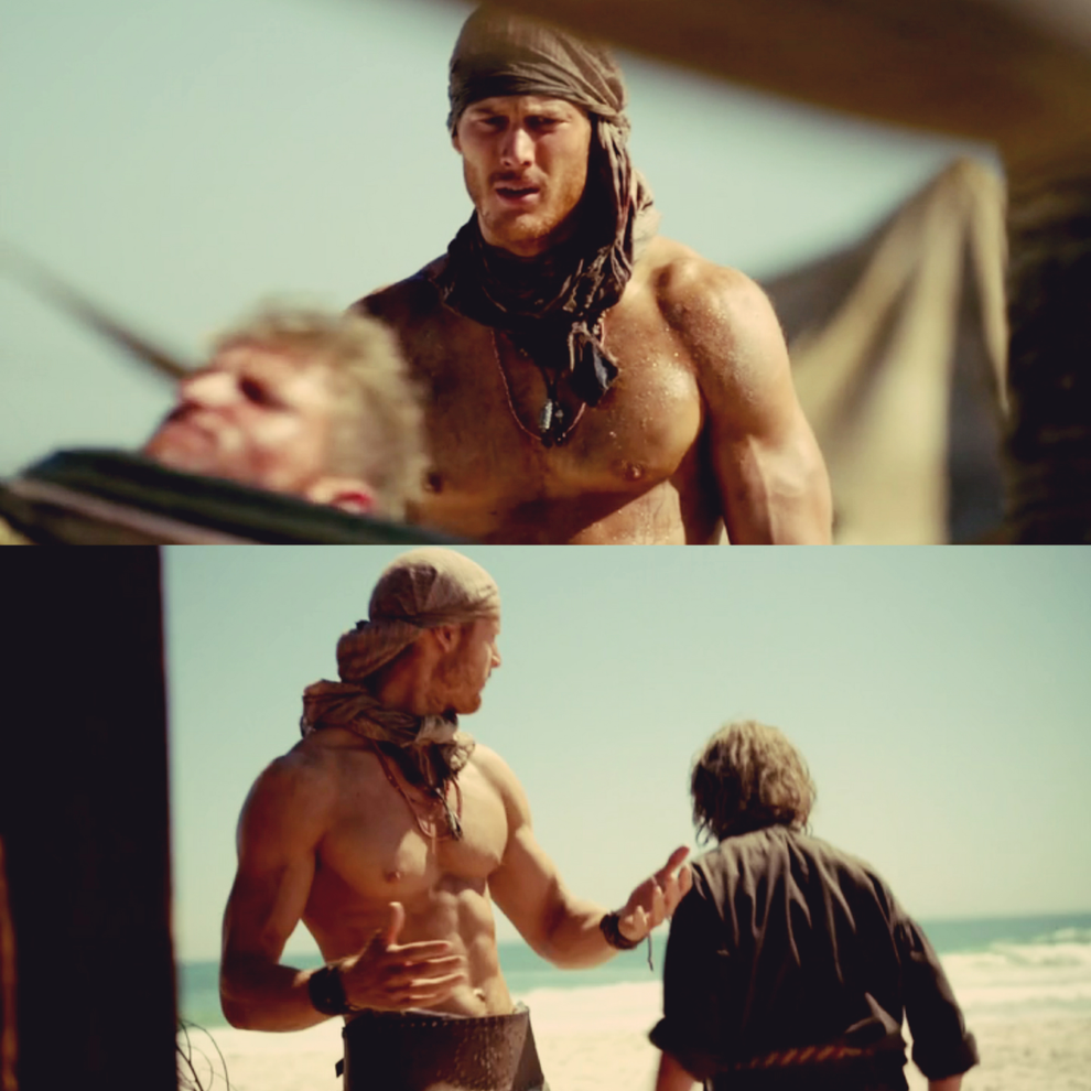 Billy Black Sails Actor