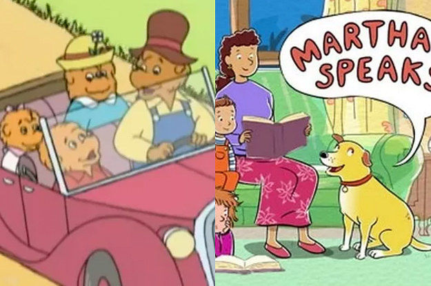 24 PBS Shows From Your Childhood You Should Be Ashamed You