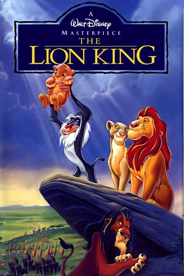 So, I am fully aware that people are going to come at me with a world of hate for my garbage opinion but, here it is anyway: *whispers* I hate The Lion King.