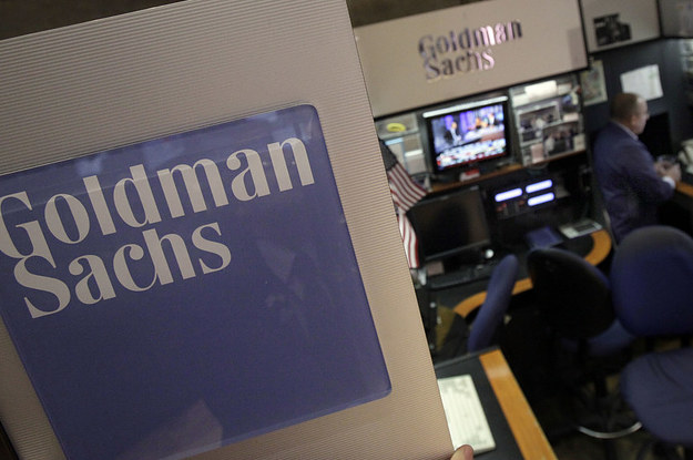 A Black Jewish Banker Is Accusing Goldman Sachs Of Racial Discrimination