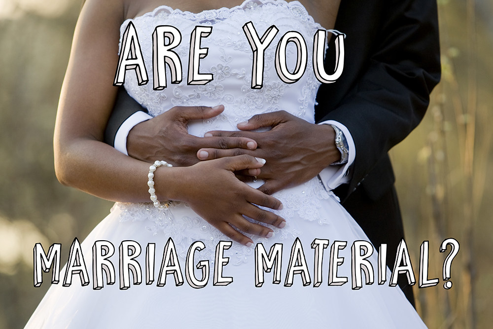 Is she marriage material quiz