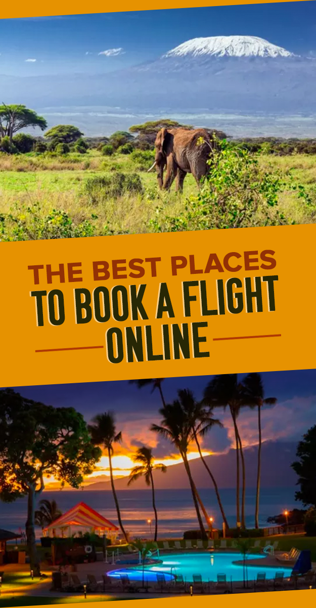 20 Of The Best Places To Book A Flight Online